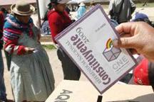 Bolivia berriari bai