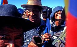 Kitxuaz, aimaraz eta guaranieraz erakutsiko duten hiru unibertsitate zabaldu dira Bolivian