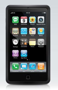 iPhone berria: Zazpi orduko deia eta hamar orduko Wifi saioa jarraian