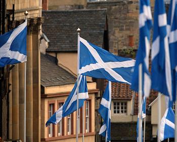 Independentistak nagusi Eskoziako hauteskundetan