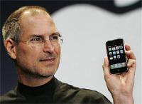 Steve Jobs-ek Apple enpresaren zuzendaritza laga du