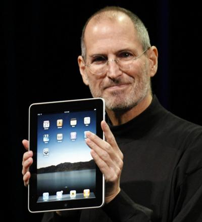 Steve Jobs hil da, Apple-en sortzailea
