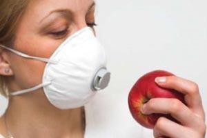 Elikadura-alergiak bikoiztu egin dira hamar urtetan, eta batzuetan euria egiten du
