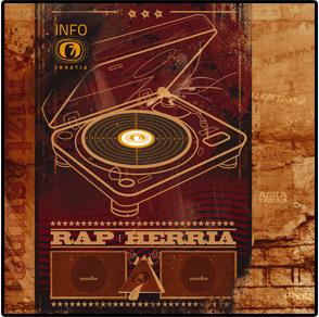 Euskarazko rap bilduma kaleratu du Info7 irratiak