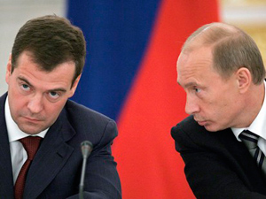 Irregulartasun salaketa artean, aise irabazi ditu Putinen alderdiak Errusiako hauteskundeak