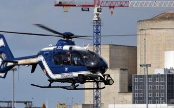 Frantziako zentral nuklearretan sartutako Greenpeaceko kideak atxilotuta