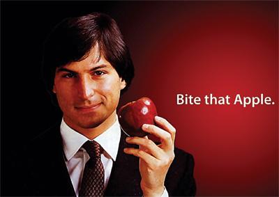 Apple gozo-garratza tentagarri bezain pozoitsua