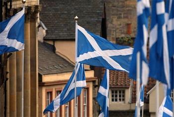 Eskozia independentea Europar Batasunean sartzeari betoa jarriko lioke Espainiak