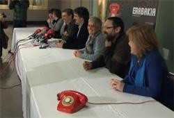 Aldaketa sozialaren aldeko manifestazioak egingo dira otsailaren 11n, Amaiur koalizioko alderdiek deituta