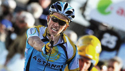 Bi urteko zigorra Alberto Contadorri