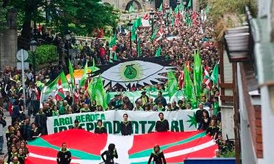 Aberri Egunean abertzale guztiak biltzeko deia egin du Independentistak sareak