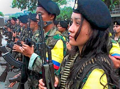 FARC-ek ez duela bahiketa gehiago egingo iragarri du