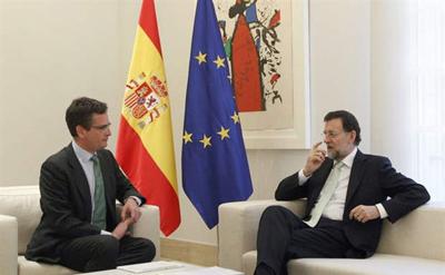 Europan aliatuak bilatuko ditu Rajoyk, independentzia lortu nahi duten herriekiko jarrera adosteko