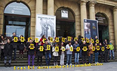 Arrazakeriaren aurkako 'Antizurrumurru martxa' egingo da igandean Pasaia eta Donostia artean