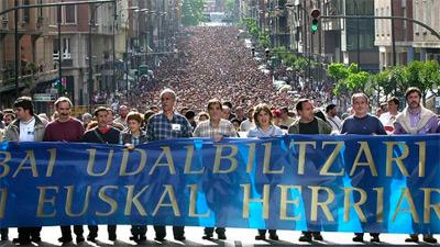 Hautetsi independentistek Udalbiltza berrosatzeko deia egin dute