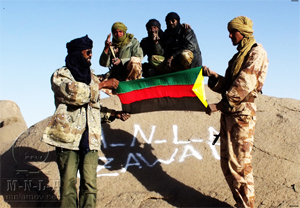 Zergatik ez du onartzen nazioarteak Azawaden independentzia?