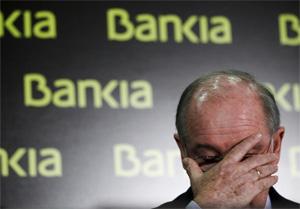 Zergatik erreskatatu behar izan dute Bankia?