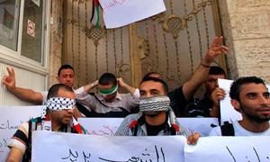 Gose greban dauden preso palestinarrak egoera oso larrian daudela salatu dute