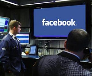 Facebook New Yorkeko burtsan kotizatzen hasi da gaur