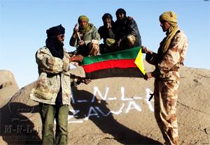 Batasuna hitzartu eta Azawadeko Estatu islamikoa sortu dute tuaregek