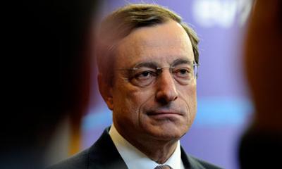 Europako Banku Zentralak finantzen kontrola eskatu du