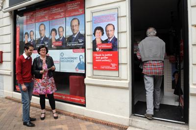Frantziako Legebiltzarrerako bozak: Ipar Euskal Herriko hiru diputatuak aldatzeko zorian