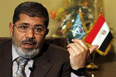 Nor da Mohamed Morsi Egiptoko presidente berria?