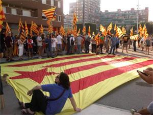 Independentista katalanek