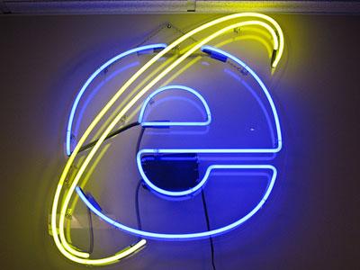 Alemaniak Internet Explorer ez erabiltzea gomendatu du