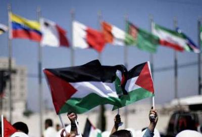 Palestinak estatu behatzaile gisa onartzea eskatuko du NBEn