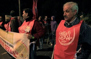 Europako hainbat estatuk mobilizazio eguna dute gaurkoa