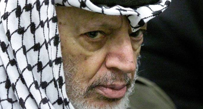 Yasser Arafat lider palestinarraren gorpua hasi dira aztertzen heriotzaren arrazoia argitzeko