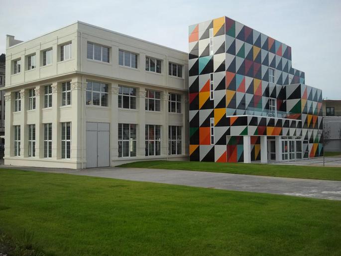 Astra �kulturarako fabrika soziala� larunbatean inauguratuko dute Gernikan