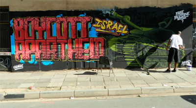 Israeli boikot egingo diola adierazi du ANC Hegoafrikako alderdi bozkatuenak