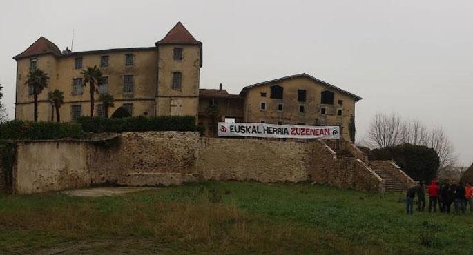 Euskal Herria Zuzenean jaialdia Nafarroa Beheretik Lapurdira
