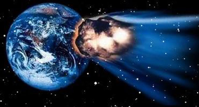 300 metro zabalerako asteroideak Lurra jo dezake 2029an