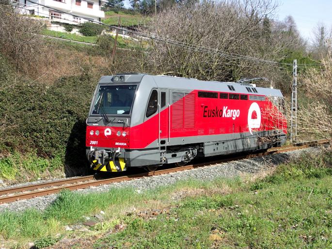 Uruguaiko merkantzia-tren zerbitzua pribatizatzeko proiektua aurkeztu dio Euskotrenek hango gobernuari