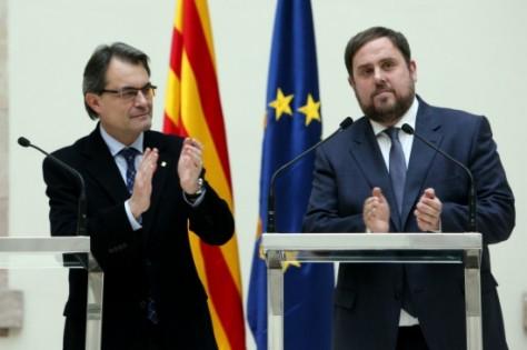 Burujabetza adierazpena aurrera ateratzeko bidean dira Katalunian