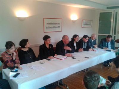 Ipar Euskal Herriko Lurralde Elkargoaren aldeko koordinadora sortu dute