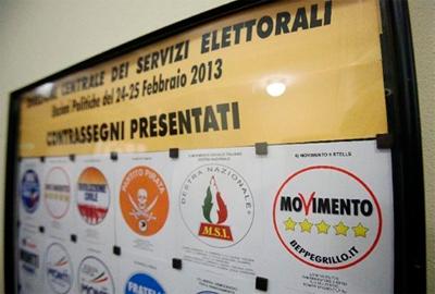Italiako hauteskundeei begiratu independentista