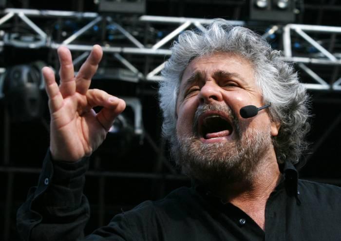 Zer dago Beppe Grilloren mugimenduaren atzean?