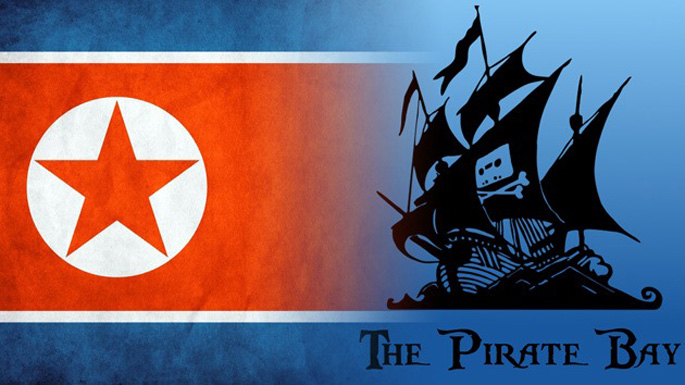 The Pirate Bay Ipar Koreatik?