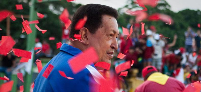 Nora joko du mugimendu bolivartarrak Chavez gabe?