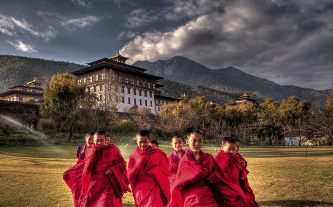 Bhutan, nekazaritza ekologikoa bakarrik baimenduko duen lehen herrialdea