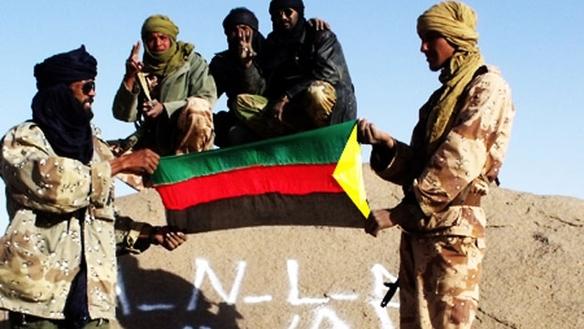 MNLA tuaregak ez du desarmatzeko asmorik, Afrika Mendebaldeko estatuek eskatutakoaren aurka
