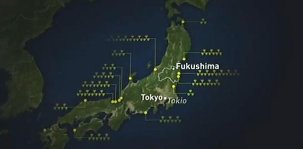 Fukushima osteko munduan: Irradak
