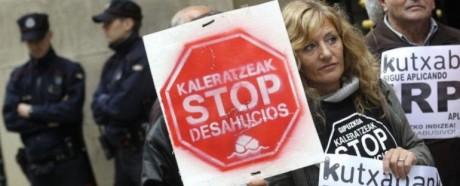 Stop Kaleratzeak. Artxiboko irudia.