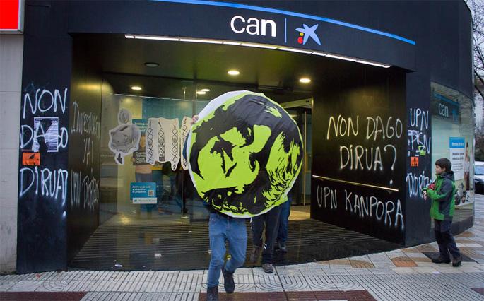 Nafarroako ustelkeriaz dokumentala laguntzeko donazio kanpaina abiatu dute