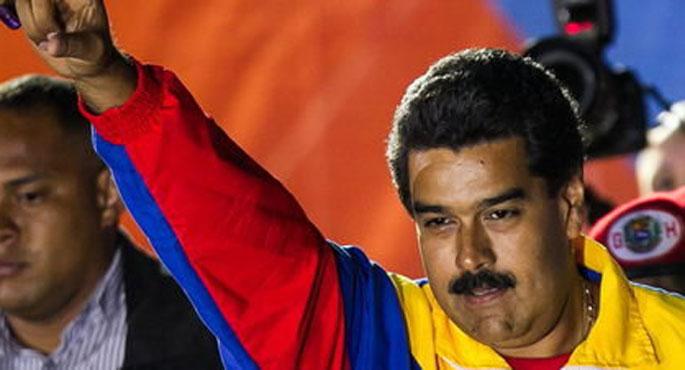 Maduro garaile Venezuelan; oposizioak botoak berriz zenbatzeko eskatu du