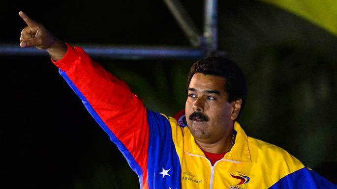 Estatu kolpe giroa Venezuelan?